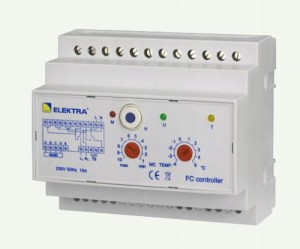 Regulator Elektra FC2SG